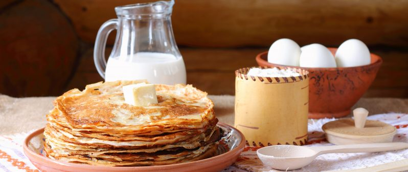 How to Speak Russian: Eat Blini