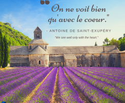 Antoine de Saint Exupery Quote