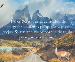 Gabriel García Márquez Quote