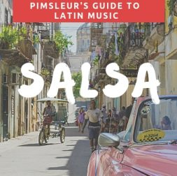Pimsleur Guide to Latin Music Salsa Music