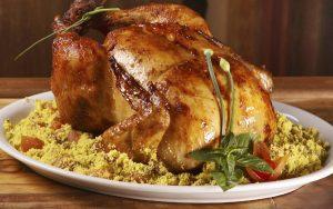 Traditional Brazilian Christmas Holiday Meal