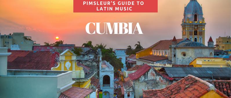 Columbian Cumbia Music
