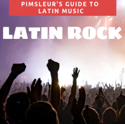 Latin Rock Music