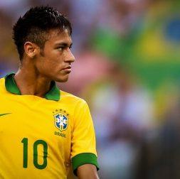 Neymar Brazilian Soccer
