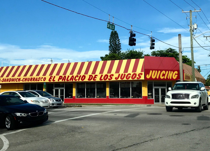 El Palacio de Los Jugos Best Miami Restaurants