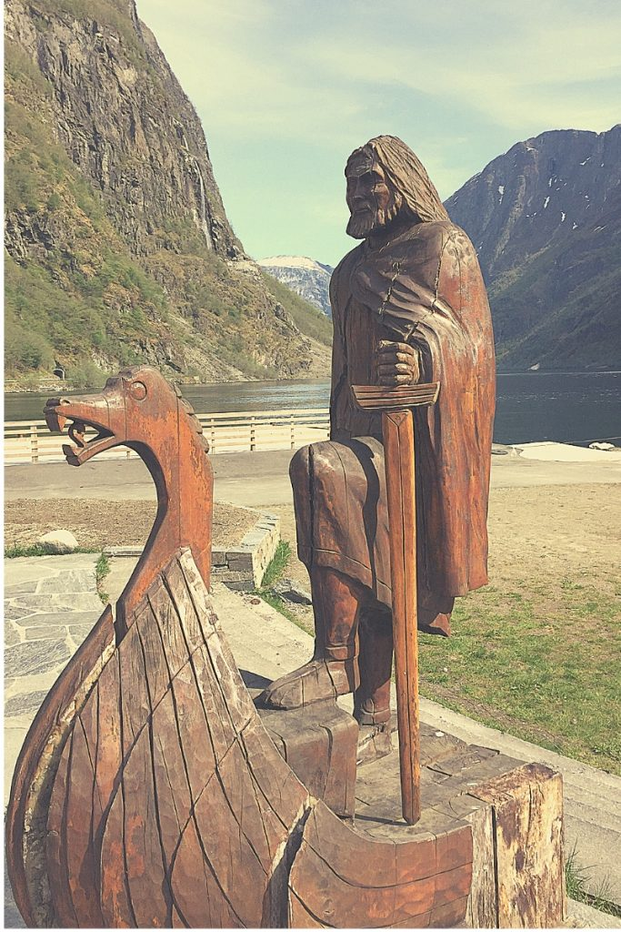 Viking Village, Gudvangen Norway