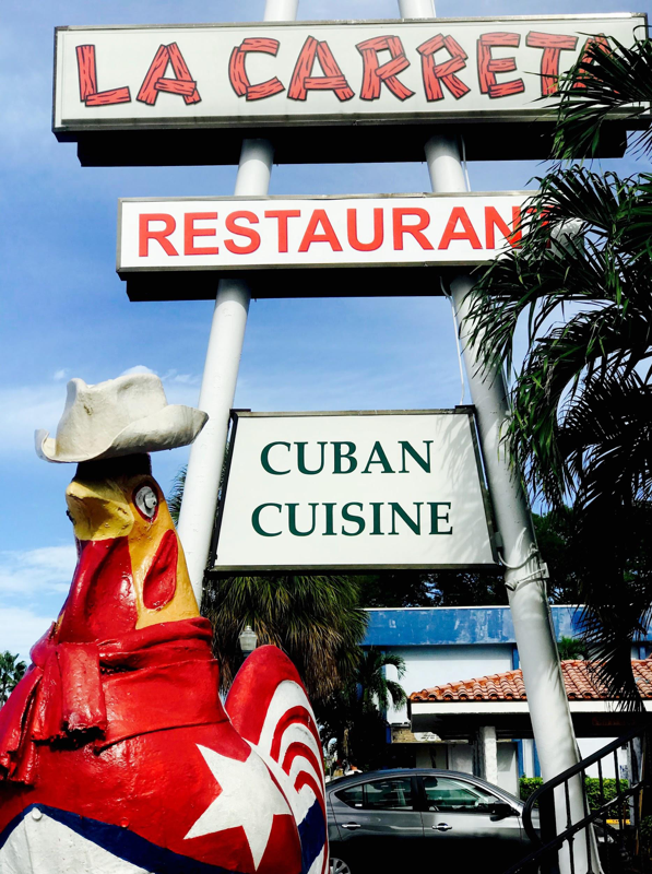 Miami Best Restaurants La Carreta Little Havana