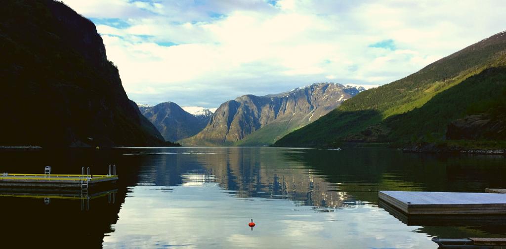 Flåm Norway Fjord