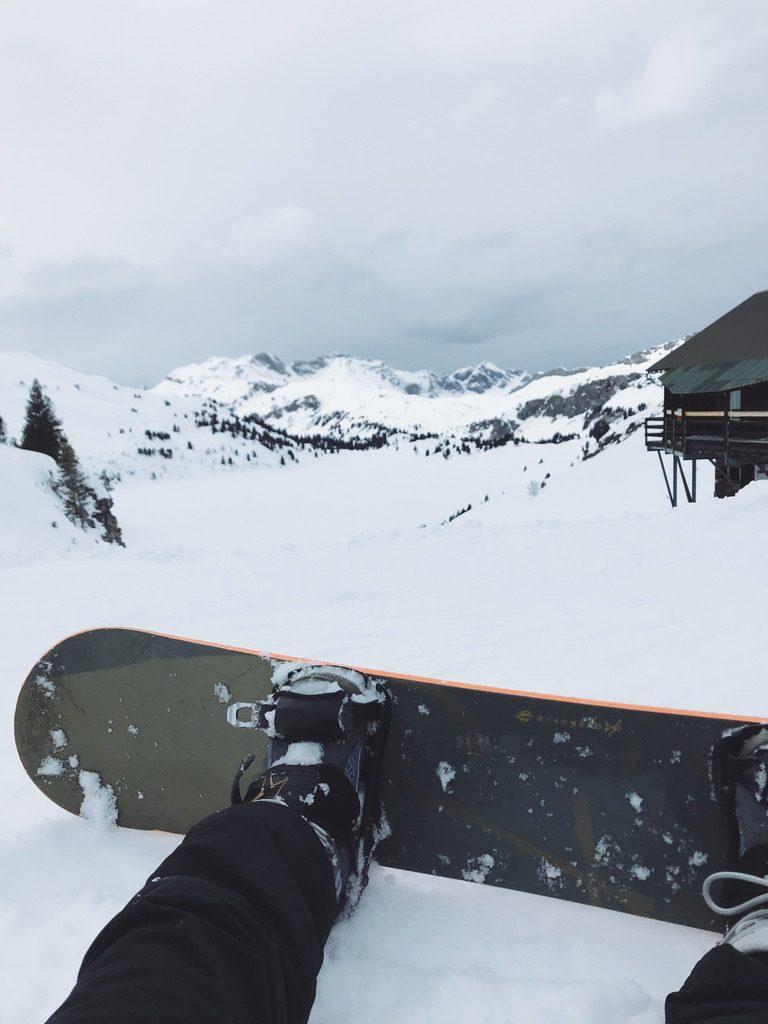 Snowboarding Switzerland