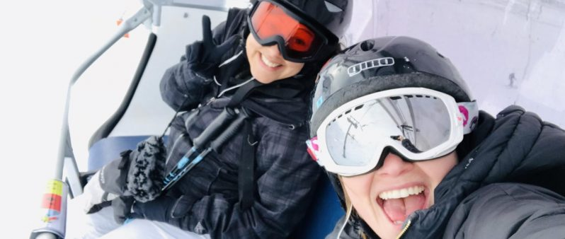 Snowboard the Alps