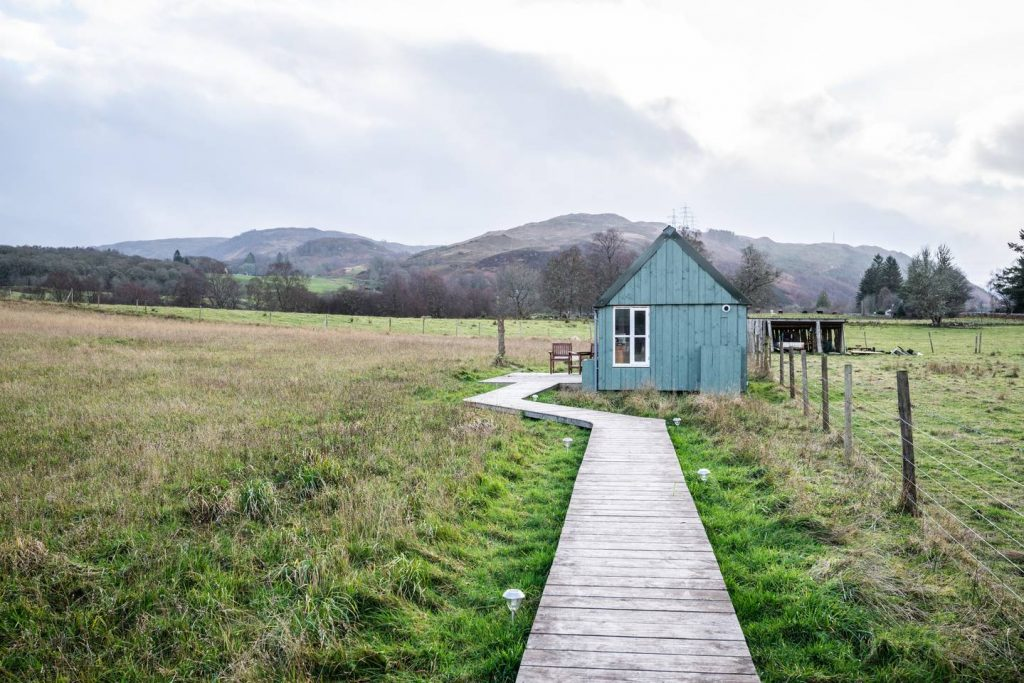 Tiny Houses in Europe for Rent on Airbnb