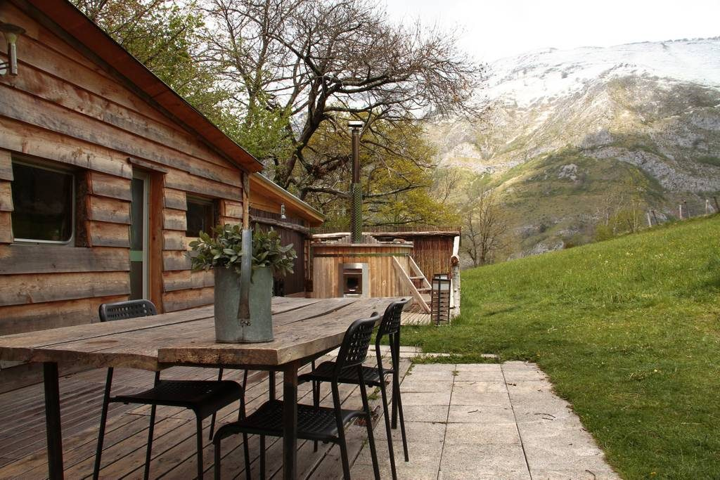 airbnb tiny house france