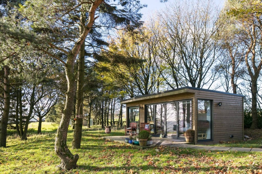 Woodland Cabin Tiny House Diggle England airbnb