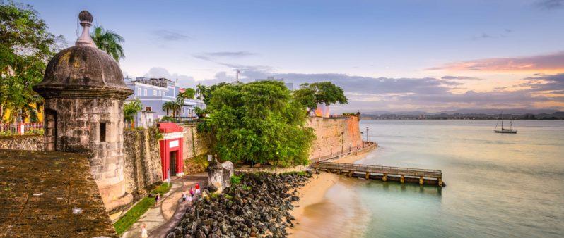 San Juan Puerto Rico Digital Nomad