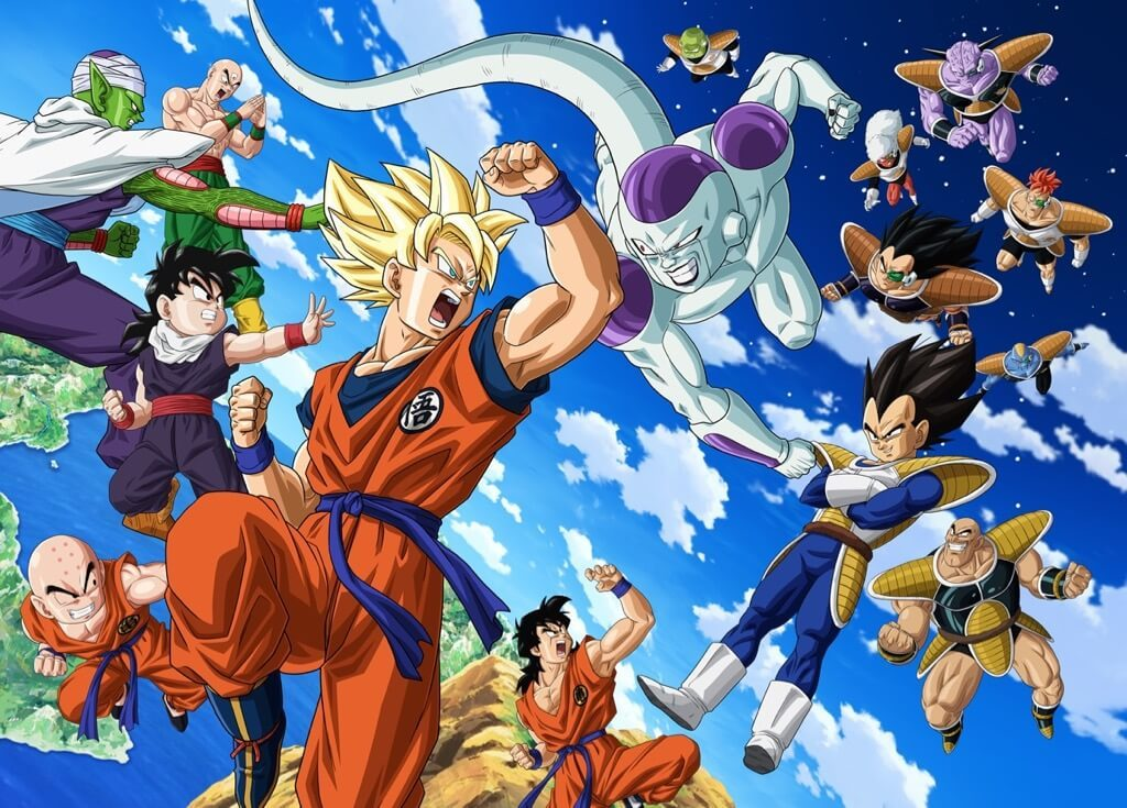 Dragon Ball Shonen manga
