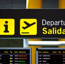Spanish Airport Travel Phrases