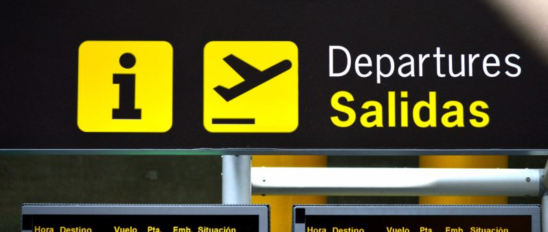Spanish Airport Travel Phrases