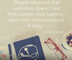 Zig Zigler Motivation Quote