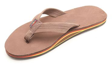 rainbow sandals father's day gift guide