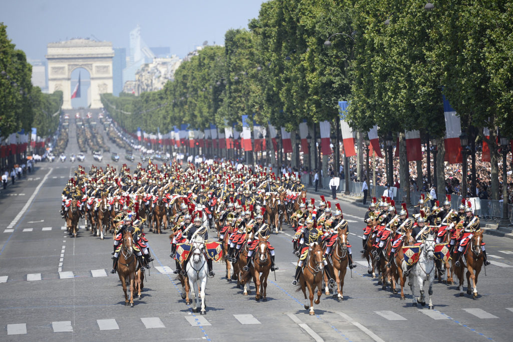 Bastille-Day-military-parade