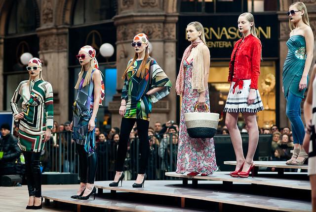 Fashion Week Milan Spring Summer 2020
