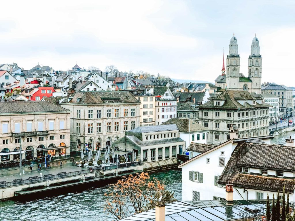 Living in Zurich Switzerland
