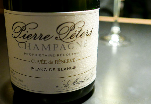 French Wine Terms Blanc de Blancs