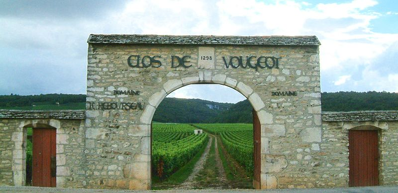 French Wine Terms Clos