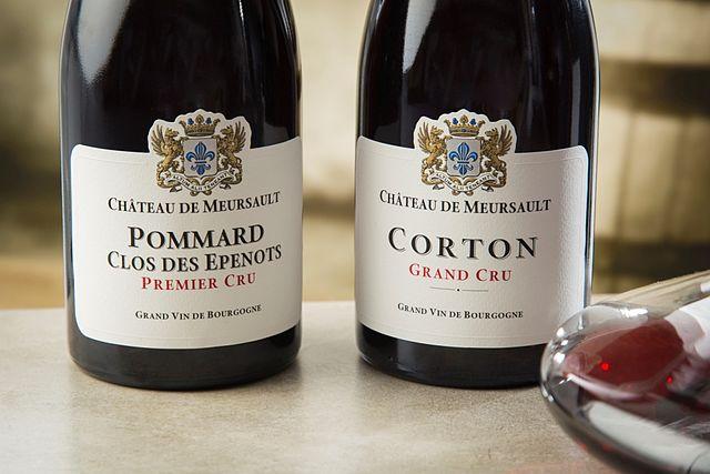 How to order wine in france Premier Cru (1er Cru)