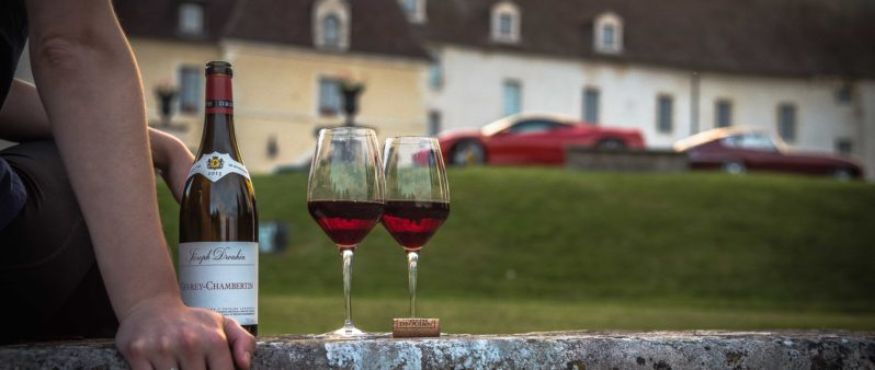 how to order wine in french france