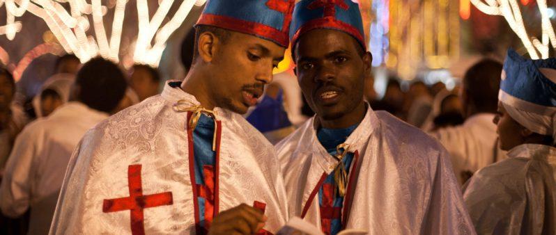 Eritrean italian christmas