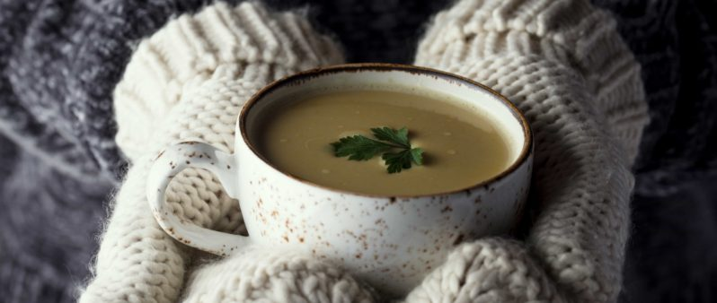 traditional french winter soups