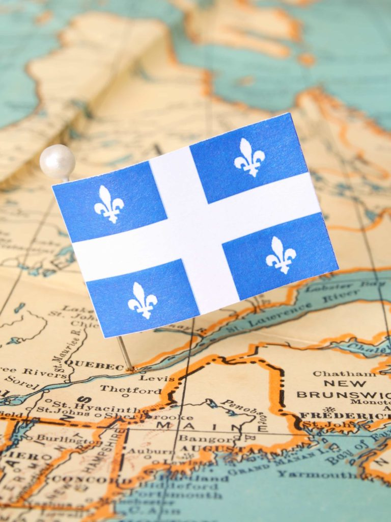 Differences Between Canadian French and European French French in Quebec
