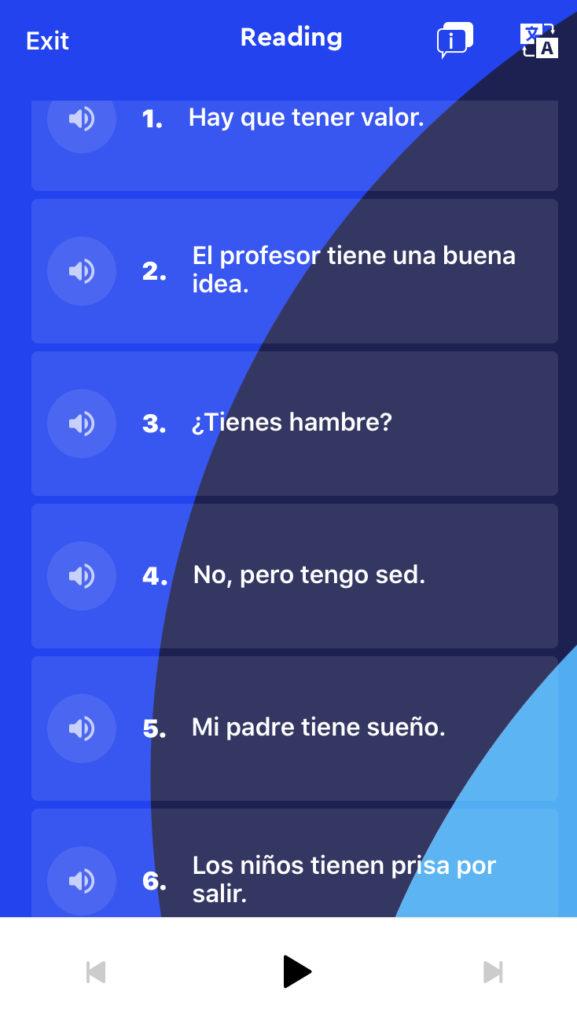 Pimsleur App Learn Spanish