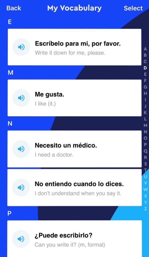 Pimsleur Spanish Updates