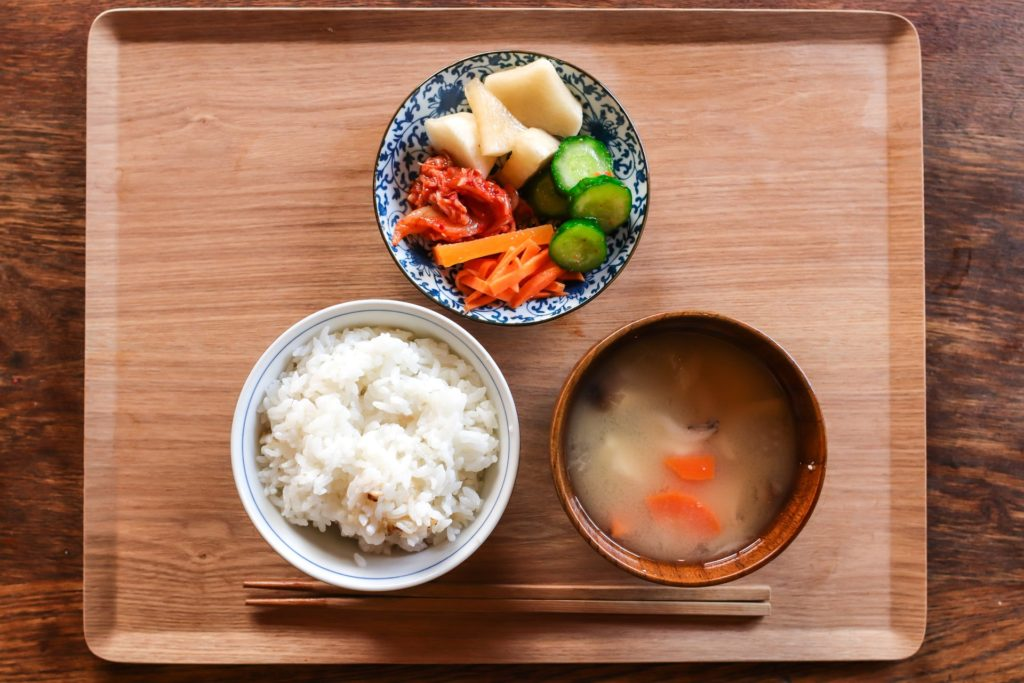 Essential Building Blocks of Japanese Cuisine