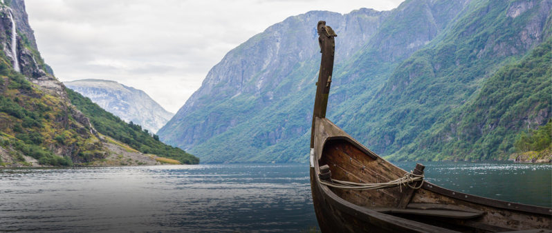 Norwegian Zoom Backgrounds Leif Erikson Day