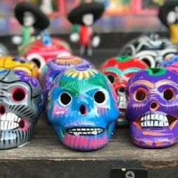 Calaveritas The History of The Day of the Dead Sugar Skulls
