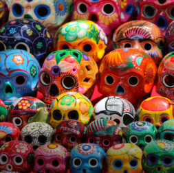 Day of the dead Calaveritas