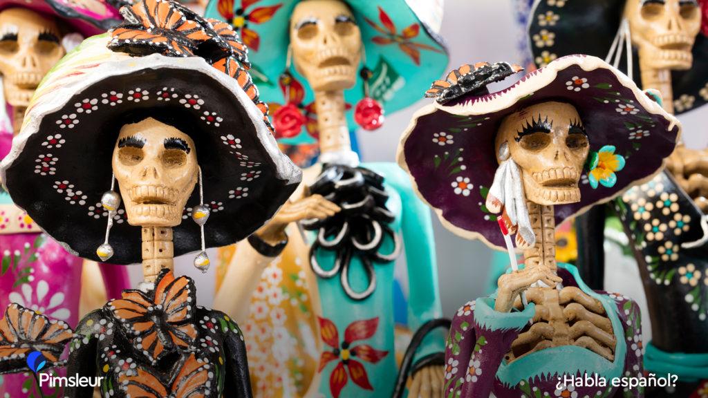 Dia De Los Muertos - Day of the Dead Zoom Backgrounds