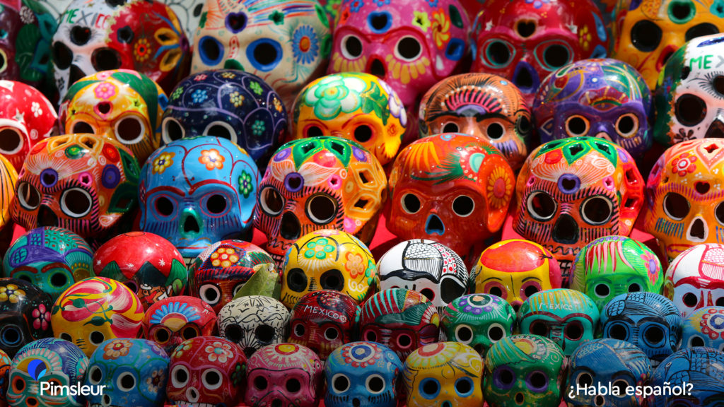 Mexican Day of the Dead Zoom Backgrounds