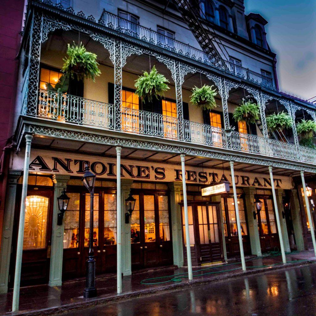 Road trip New Orleans Louisiana Cajun French Quarter