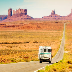 Best road trips usa language learning
