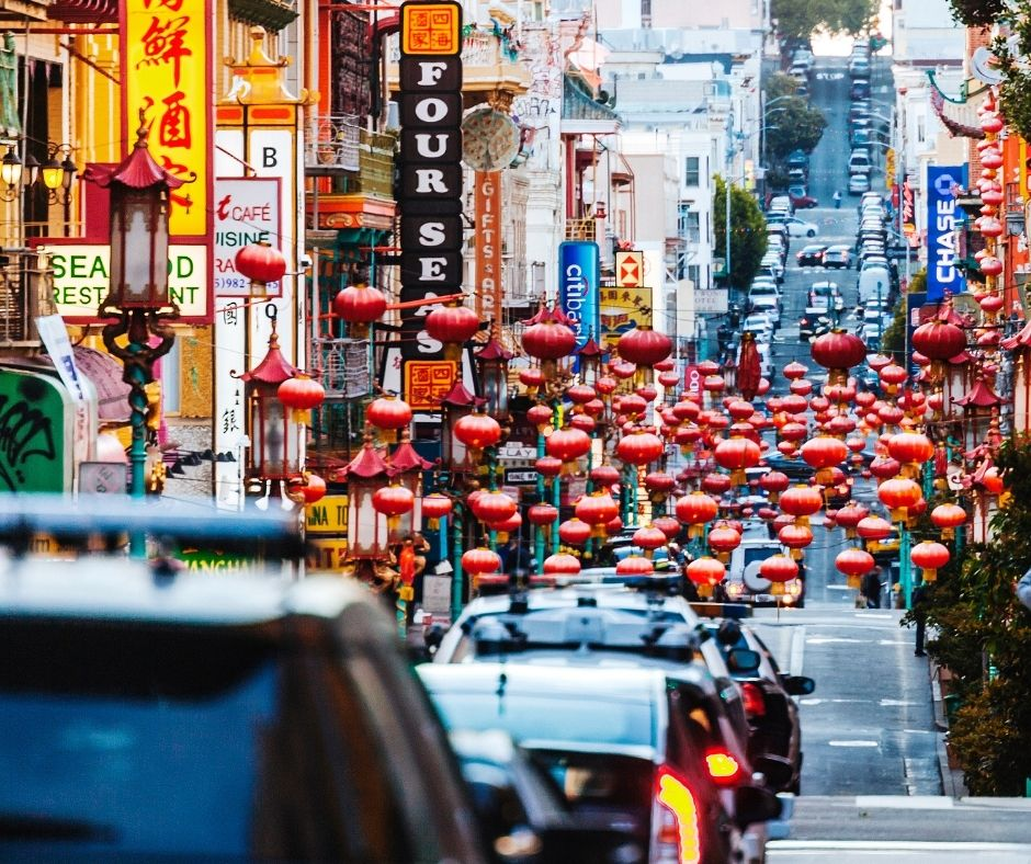 US Road Trip for Mandarin Cantonese Chinese language speakers