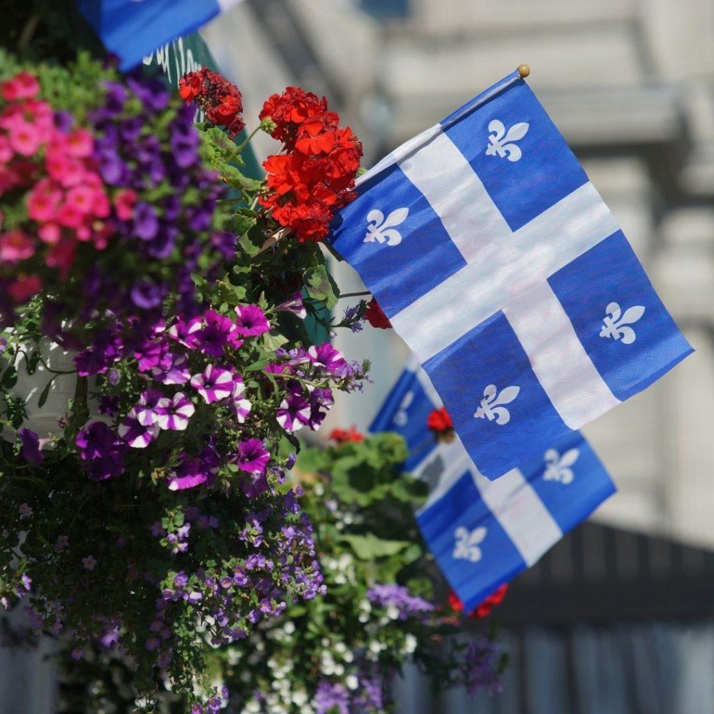 Quebec Saint-Jean-Baptiste Day la Fete Nationale
