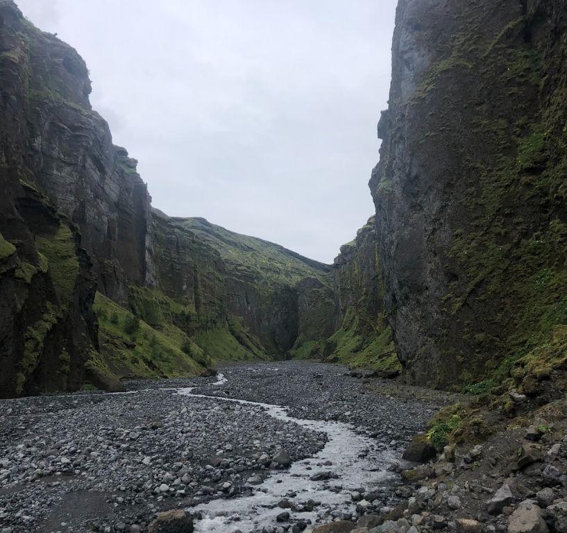 Iceland glaciers Volcanos Eyjafjallajökull